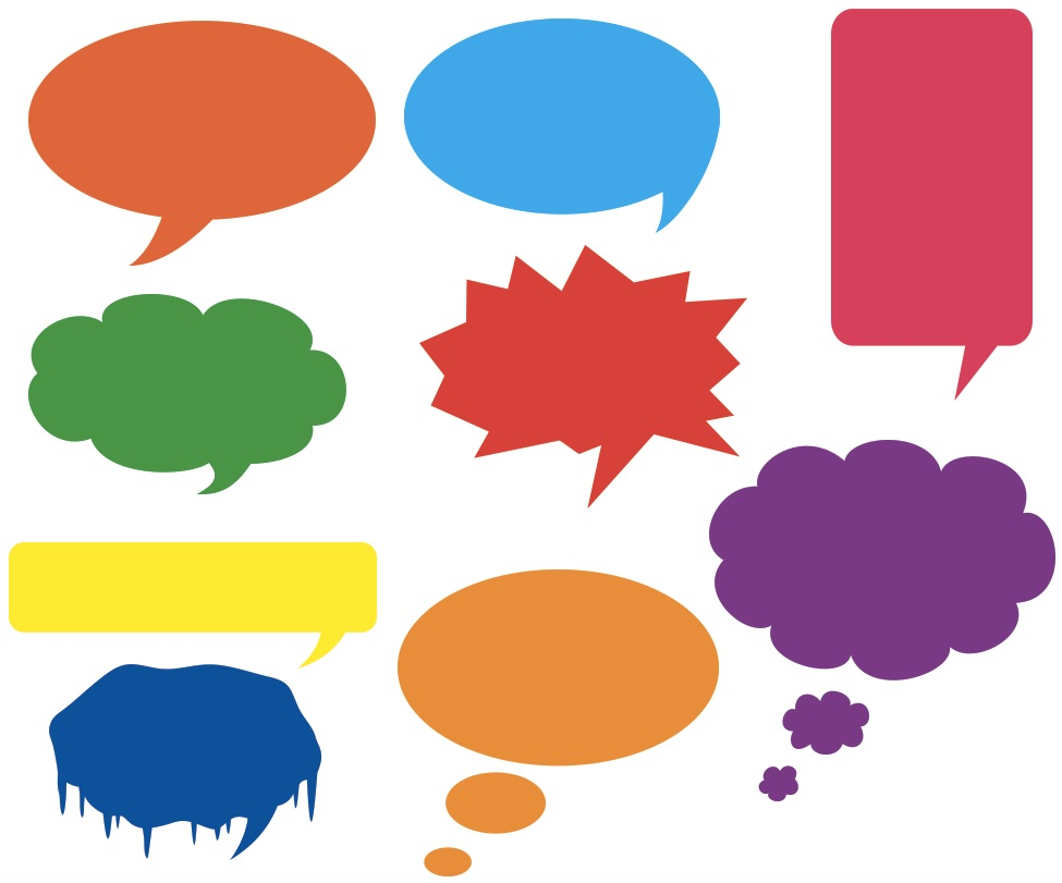 How To Make Speech Bubbles Using The Custom Shape Tool In Photoshop