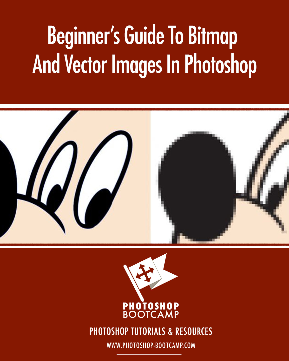 Beginners guide to bitmap and vector images in photoshop beginners guide to bitmap and vector images in photoshop baditri Gallery