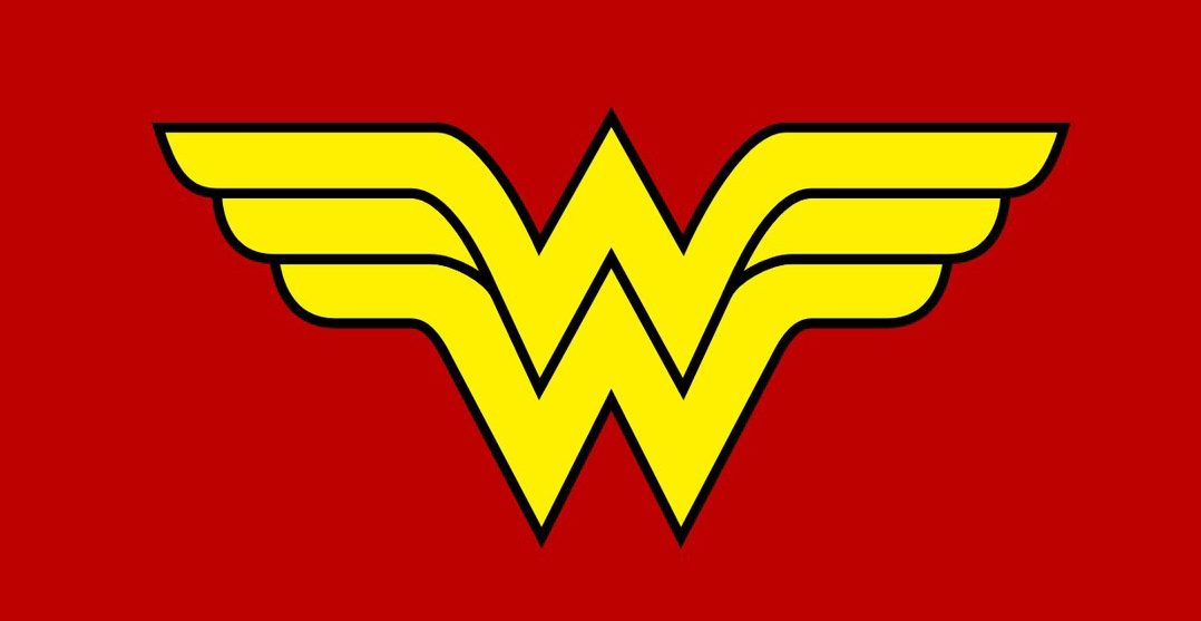 image regarding Wonder Woman Printable Logo titled The Artwork Of The Superhero Symbol - 4 Fresh, Very simple, Formidable