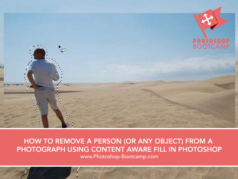 how to add a person into a photo using photoshop