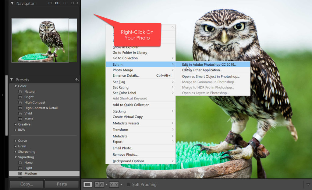 How To Jump From Lightroom To Photoshop (and back again) - Photoshop