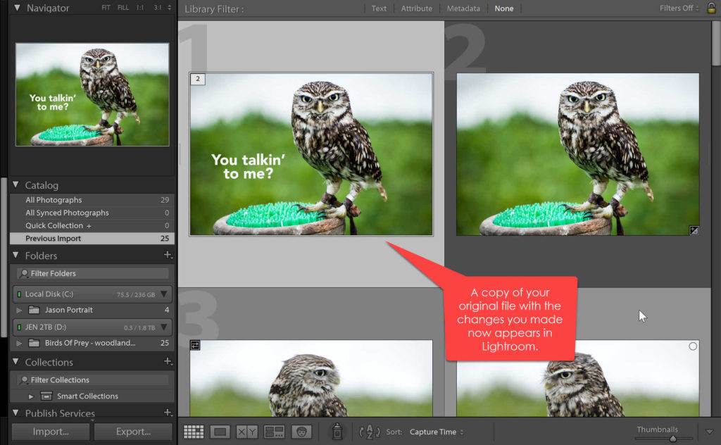 How To Jump From Lightroom To Photoshop (and back again